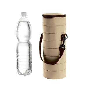 Portabottiglie Termico universale Handy 12xh37 cm BPA FREE colore argilla