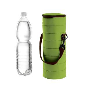 Portabottiglie Termico universale Handy 12xh37 cm BPA FREE colore verde mela