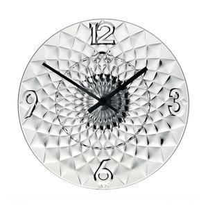 Orologio Da Muro Toujours diametro 36.50 in plastica trasparente