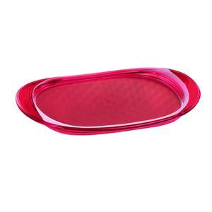 Vassoio Piccolo in SAN Feeling Guzzini 32x20,8xh2.7 cm Rosso utilizzabile come bomboniera