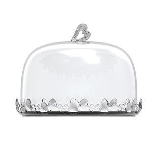 Tortiera con campana diametro Ø 18,4xh13,7 cm Linea Love Guzzini trasparente