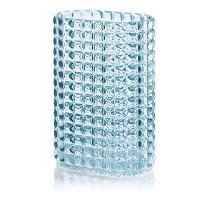 Guzzini Vaso Tiffany 11,5x20xh29 cm colore Azzurro Mare