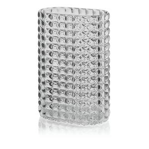 Guzzini Vaso Tiffany 11,5x20xh29 cm colore Grigio cielo