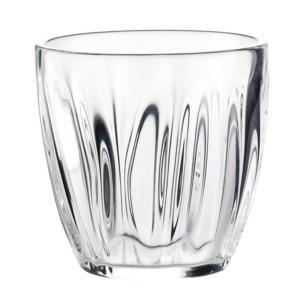 Bicchieri Acqua diametro 9xh9.2 cm - 460cc AQUA confezione da 6 pezzi Trasparente
