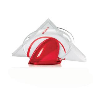 Guzzini 224300 portatovaglioli feeling Colori vari Rosso Trasparente