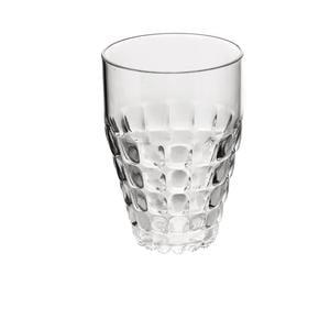 Bicchieri Alti TIFFANY diametro 9xh13 cm - 510 cc confezione da 6 pezzi Trasparente