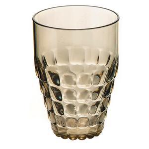 Bicchieri Alti TIFFANY diametro 9xh13 cm - 510 cc confezione da 6 pezzi Sabbia