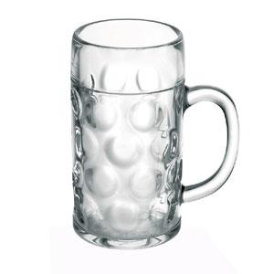 Bicchieri birra grande 6pz 1l guzzini stilcasa net for Bicchieri birra prezzi