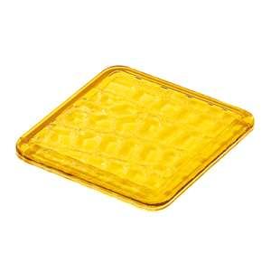 Sottobicchieri 6pz quadro giallo