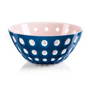 Ciotole contenitore 25xh 11,00 cm - 2700 cc Le Murrine rosa/bianco/blu