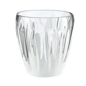 Vaso D'arredo contenitore Multiuso in metacrilato SPLASH 22xh23,5 cm- 5500 cc Trasparente