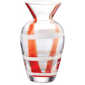 Vaso vetro Porto Cervo h17