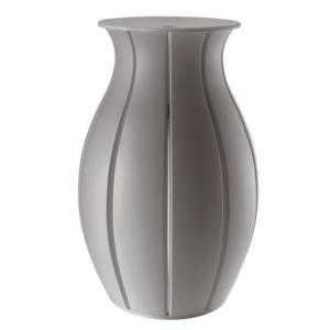 Portabiancheria Ninfea diametro 43xh65 cm - 63 lt Grigio Opaco in materiale Plastico