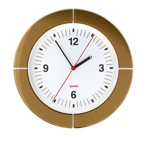 Orologio da Parete diametro 37xh4.9 cm I-Clock Moka