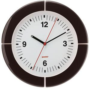 Orologio da Parete diametro 37xh4.9 cm I-Clock Grigio