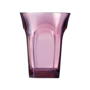 Bicchiere da Bibita Belle Epoque Rosa Ametista diametro 9.7xh14 cm - 450 cc 6 pezzi