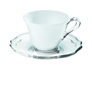Tazzine da Caffe Set 6 Trasparente Belle Epoque