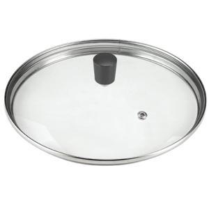 Coperchio in vetro Ø24cm Cooking Project con foro per vapore