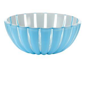 Contenitore Guzzini GRACE L Ø 25xh10,5 - 3000 cc in Plastica colore Azzurro Mare