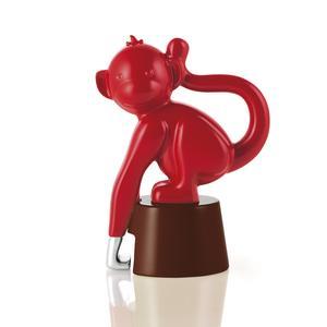 Cavatappi in ABS Scimmietta 7x 4,5 x h 8,5 cm in confezione regalo