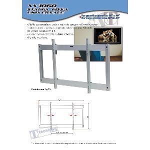 Staffa a parete Per TV LCD Fissa Universale per TV DA 32 a 60 pollici ...