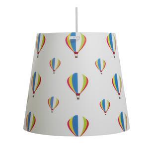 Lampada a sospensione per camerette KONE Piccola Ø 30xh 27 cm in multicolor Mongolfiere