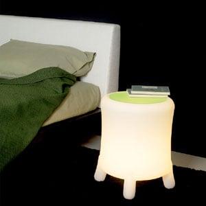 Tavolino Lampada Ø45xh49 cm Bongo Luce