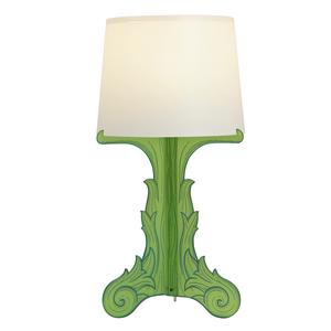 Lampada da tavolo Grande POST IT Grande Ø 37xh68 cm con paralume in polipropilene colore bianco perla