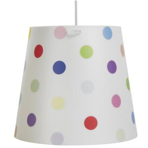 Lampada a sospensione per camerette KONE Ø 42xh 36 cm in multicolor Bolli