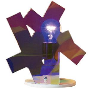 Lampada da tavolo 23x15xh23 cm ARTI colore Flash 1xE27 max 30W