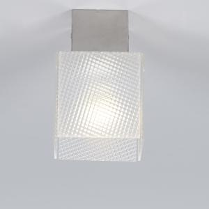 Applique da Soffitto DIDODADO SPOT 11x11xh18 con supporto in acciaio paralume Spectral