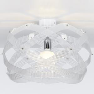 Plafoniera da soffitto In Metacrilato NUCLEA SMALL Ø40XH24 cm spectrall