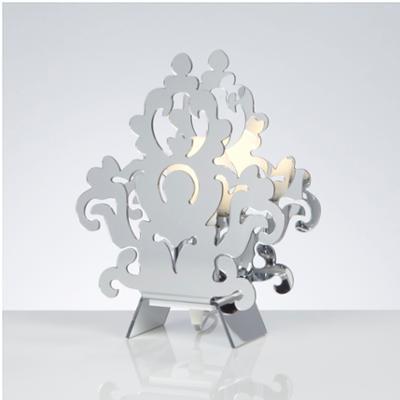lampada da Tavolo AMARILLI 22x10xh28 cm Colore Cromolite
