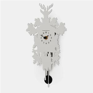 Orologio Mignon 17,5xh34,5 Diamantini Domeniconi senza cucù colore bianco
