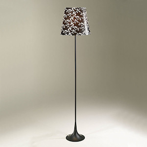 Lampada da terra virgola h160 pezzani srl stilcasa net for La lampada srl
