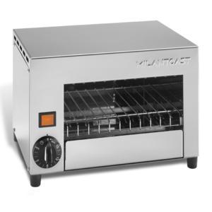 Fornetto 2 Pinze con resistenza al Quarzo ideali per funzioni multiuso: cuocere. tostare. grigliare ogni alimento
