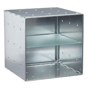 Graepel Ripiano interno in vetro per modulo Base
