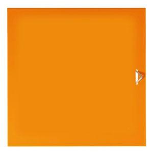 Graepel Anta Piena con Maniglia Da Aggiungere al modulo base QBO arancio