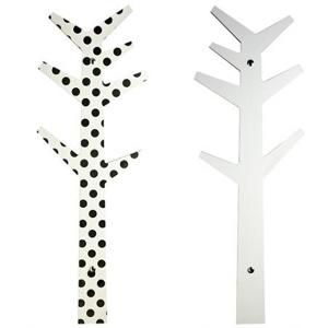 Porta abiti appendiabiti albero edward white fissaggio a muro creativando stilcasa net - Carrello porta abiti ikea ...