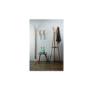 Appendiabiti da muro paint baby in legno di faggio for Appendini da muro