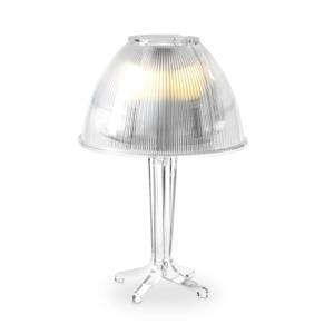 Lampada da tavolo Media STANTON Ø32xh48 cm 1x 60 W - E27 calotta trasparente prismatica