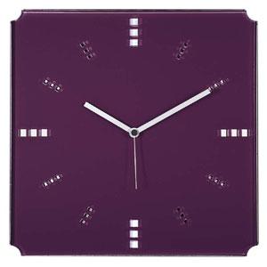 Orologio da muro quadrato movimento al quarzo R2