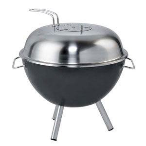 Barbecue Dancook 1300 Diametro braciere 45 cm esterno alluminio interno in cciaio inox