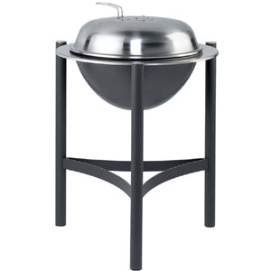 Barbecue Dancook 1800 Diametro braciere: 58 cm esterno alluminio interno in cciaio inox