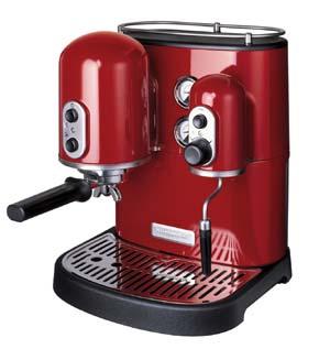 Macchina da caffe artisan kitchenaid pressione 15 bar - Macchina del caffe bar ...