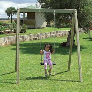 Altalena alexia 1 posto open d srl stilcasa net - Altalena per giardino ...