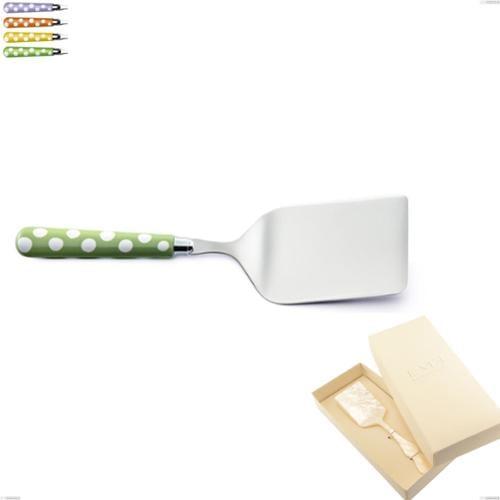 Confezione Bomboniera 1 pezzo pala lasagne Ballon, (acciaio 18.10 aisi304), manico in nylon sublimato