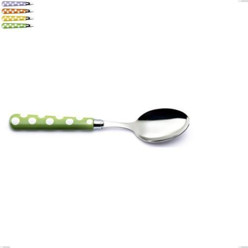 Cucchiaio da Tavola BALLON in acciaio 18.10 AISI304 manico in Nylon lavabile in lavastoviglie