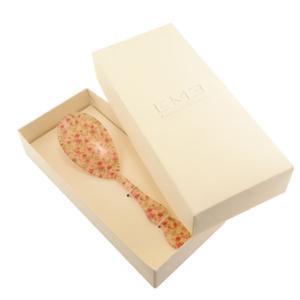 Cucchiaione da risotto CHIC In Metacrilato Flower Rose 182 mm in Confezione Bomboniera