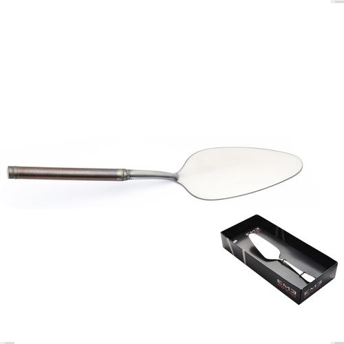 Confezione vetrina 1 pezzo pala torta Fuoco, Acciaio inox 18.10 (AISI304)